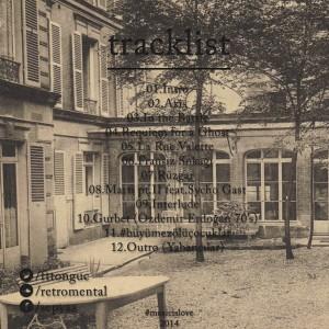 Retromental - Fransız Sokağı (Cover-Back-2014)